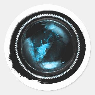 Black Wax Mystic Sapphire Opal Crest Seal