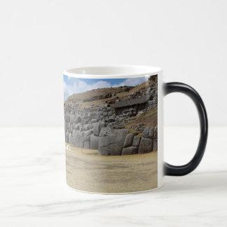Black/White 325 ml Morphing Mug