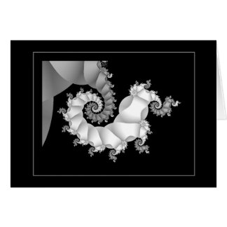 Black & White 3 (Embryonic) Card