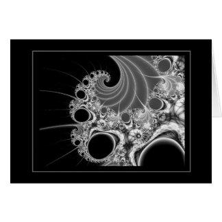 Black & White 7 (Ginger Rogers) Card