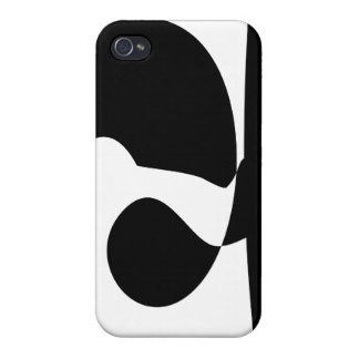 Black, White and Purple Covers For iPhone 4