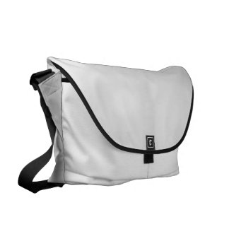 Black & White Bag Commuter Bag