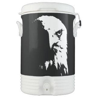 Black & White Bald Eagle Cooler