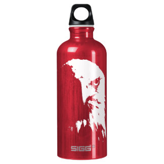 Black & White Bald Eagle SIGG Water Bottle