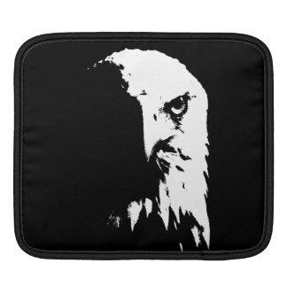 Black & White Bald Eagle Sleeve