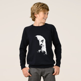 Black & White Bald Eagle Sweatshirt
