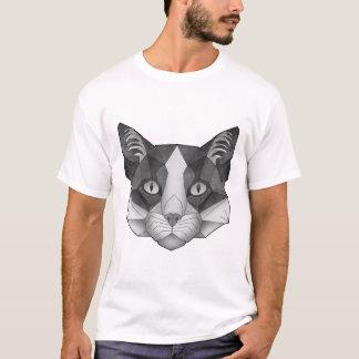 Black-white cat T-Shirt