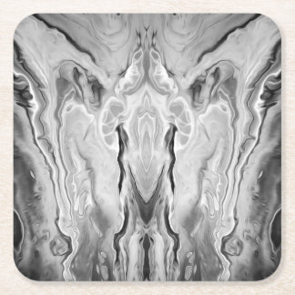 Black & White coasters by bcolor