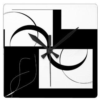 Black&White Design Clocks