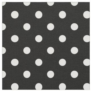 Black & White Dots | Fabric