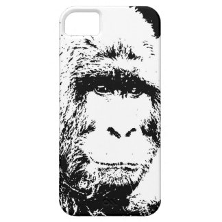 Black & White Gorilla Case For The iPhone 5