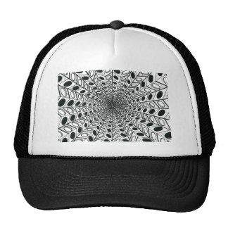 Black & White Graphic Cap