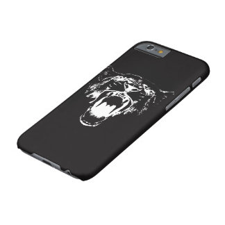 Black & White Hear My Roar! - Phone Case