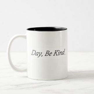 BLACK + WHITE INSPIRATIONAL MUG