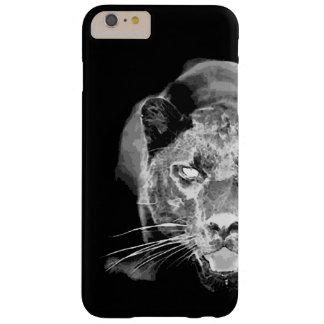 Black & White Jaguar Eye iPhone 6 Plus Case