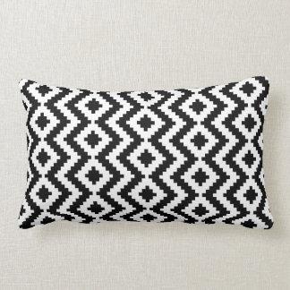 Black & White Kilim Pillow