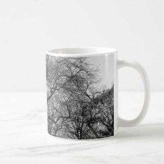 Black & White Landscape Photo Coffee Mug