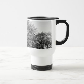Black & White Landscape Photo Mug