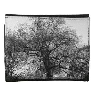 Black & White Landscape Photo Wallets