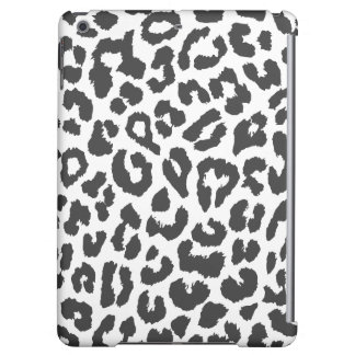 Black & White Leopard Print Animal Skin Patterns