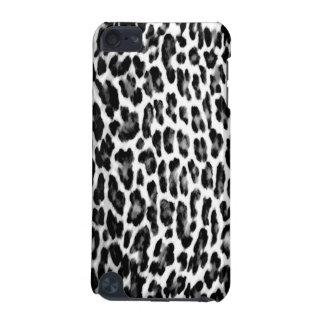 Black White Leopard Print iPod Touch 5G Cover