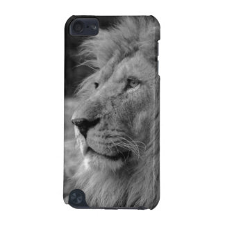 Black & White Lion - Wild Animal iPod Touch 5G Cover