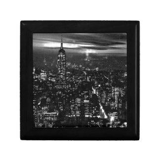 Black & White New York City Gift Box