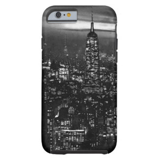 Black & White New York City iPhone 6 Case