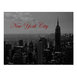 Black White New York City Post Cards