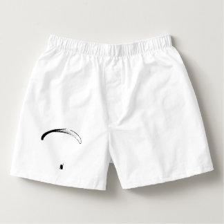 Black & White Parachute - Underwear Boxers