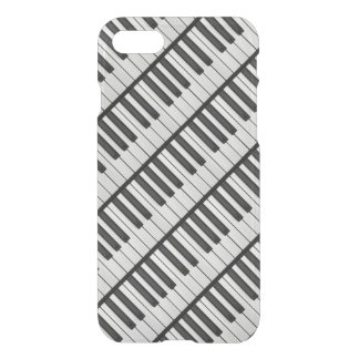 Black & White Piano Keys iPhone 8/7 Case