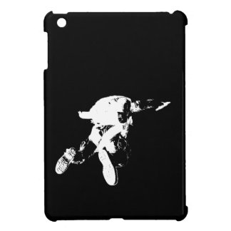 Black & White Skydiving Cover For The iPad Mini