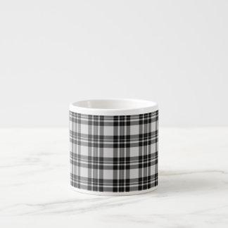 Black&White Tartan Mug