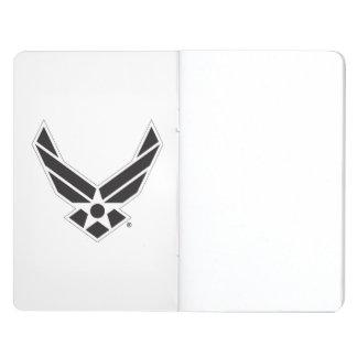 Black & White United States Air Force Logo Journal