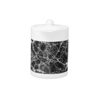 Black & White Veiny Marble