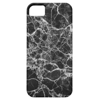 Black & White Veiny Marble iPhone 5 Covers
