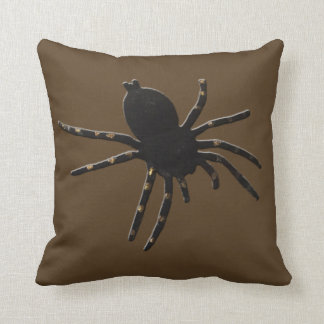 Black Widow Spider Cushion