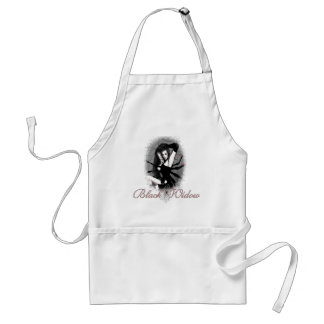 Black Widow Standard Apron