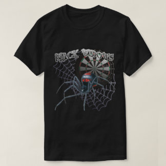 Black Widows Darts Shirt