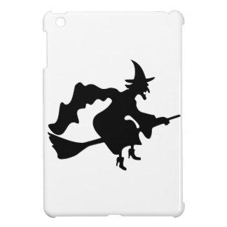 Black witch iPad mini covers