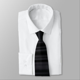 Black with Grey shade Tie