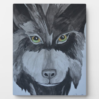 Black Wolf 16-05.JPG Plaque