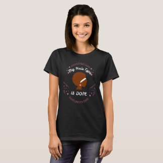 Black Women Natural Hair Gift | Kinky Hair T-Shirt