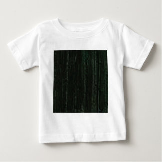 black wood grain baby T-Shirt