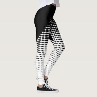 Black Wrap Leggings