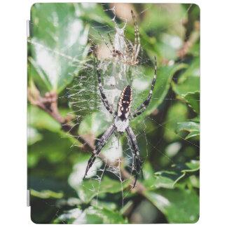 Black & Yellow Garden Spider iPad Smart Cover iPad Cover