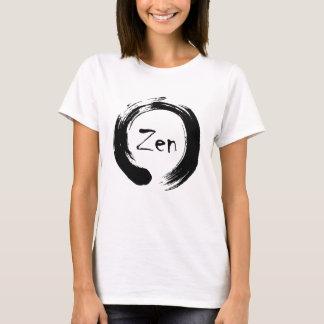 Black Zen Ensō Tee Shirt