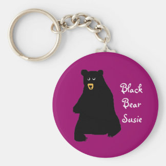 blackbear, BlackBear Susie Key Ring