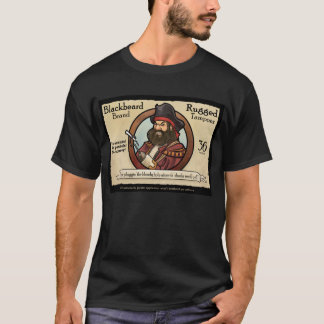 Blackbeard Brand Rugged Tampons T-Shirt