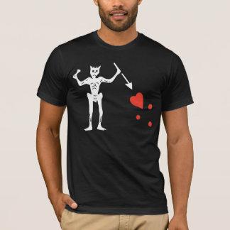 Blackbeard Flag T Shirt